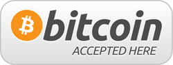 We accept Bitcoin for up to half of the treatment fee.